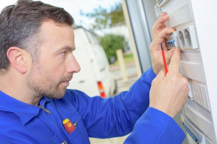 tarif electricien electricite extension dependance