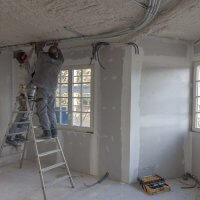 Prix pour l'installation électrique dans une extension maison