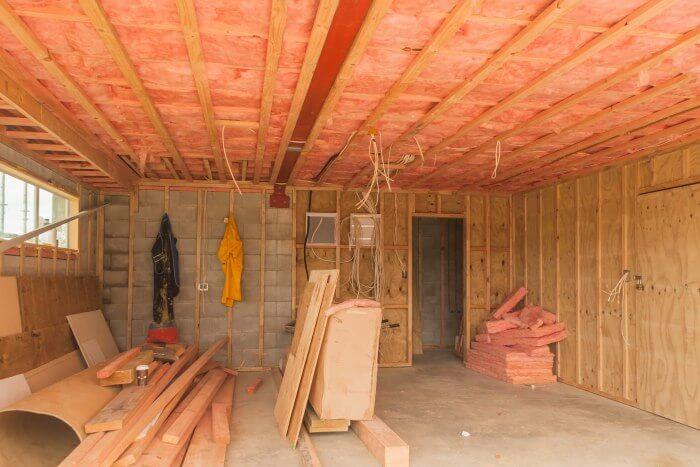 budget isolation de plancher