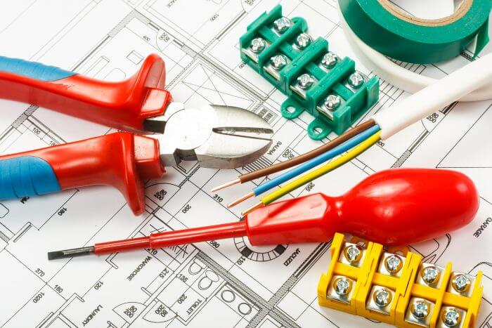 budget installation electricite extension