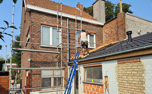 rénovation toiture prix bas