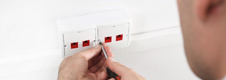 Câblage informatique : prix pour câbler une maison en RJ45