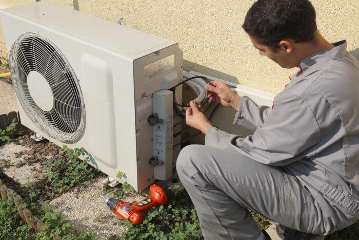 prix installation pompe a chaleur