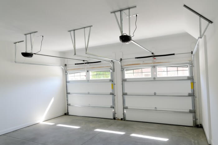 prix motorisation porte garage