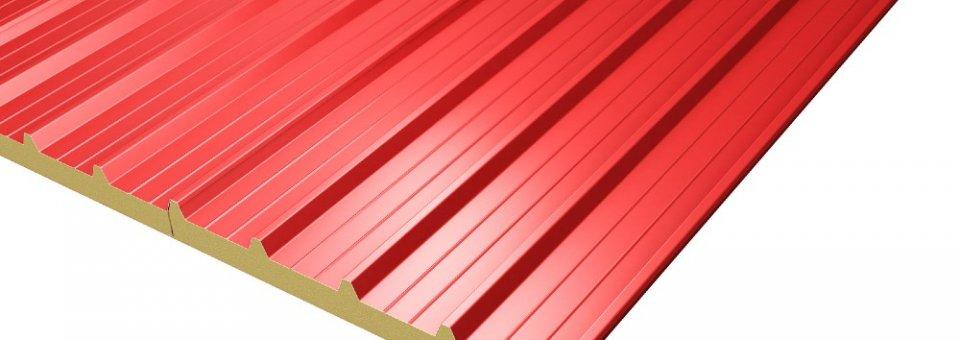 Les panneaux sandwich pour isolation de toiture