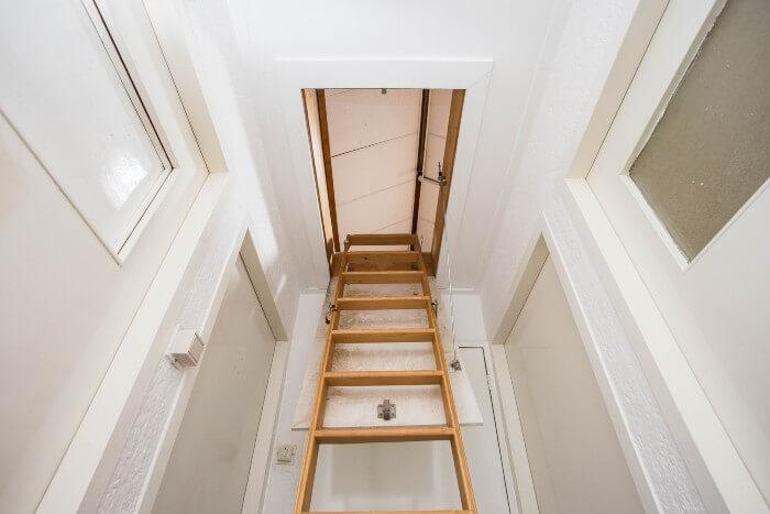 prix installation escalier escamotable