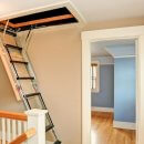Prix d'installation d'un escalier escamotable