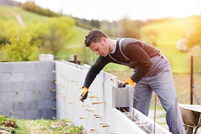 mur beton banche prix