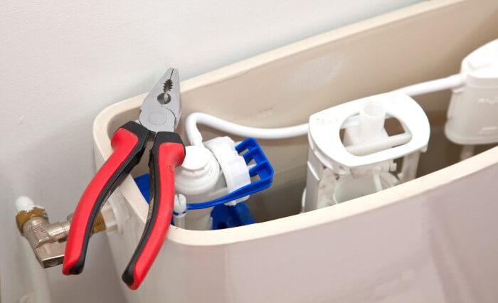 robinet wc prix reparation