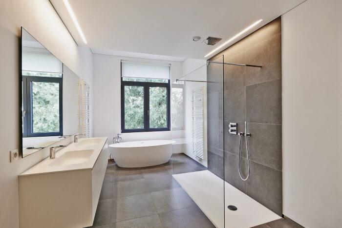 renover salle bain sans casser carrelage