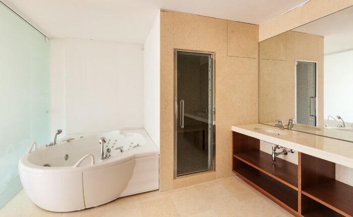 prix installation baignoire porte